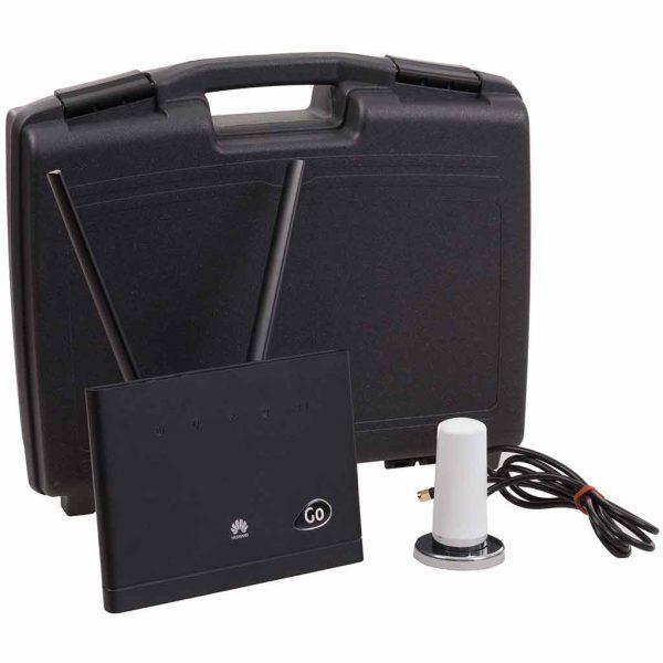 Buzz Wireless 4G Router rental kit
