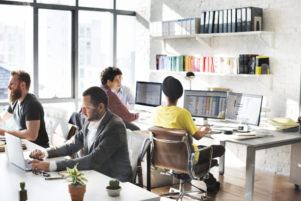 4g connectivity in the workplace